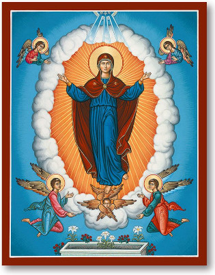The Assumption of Our Lady